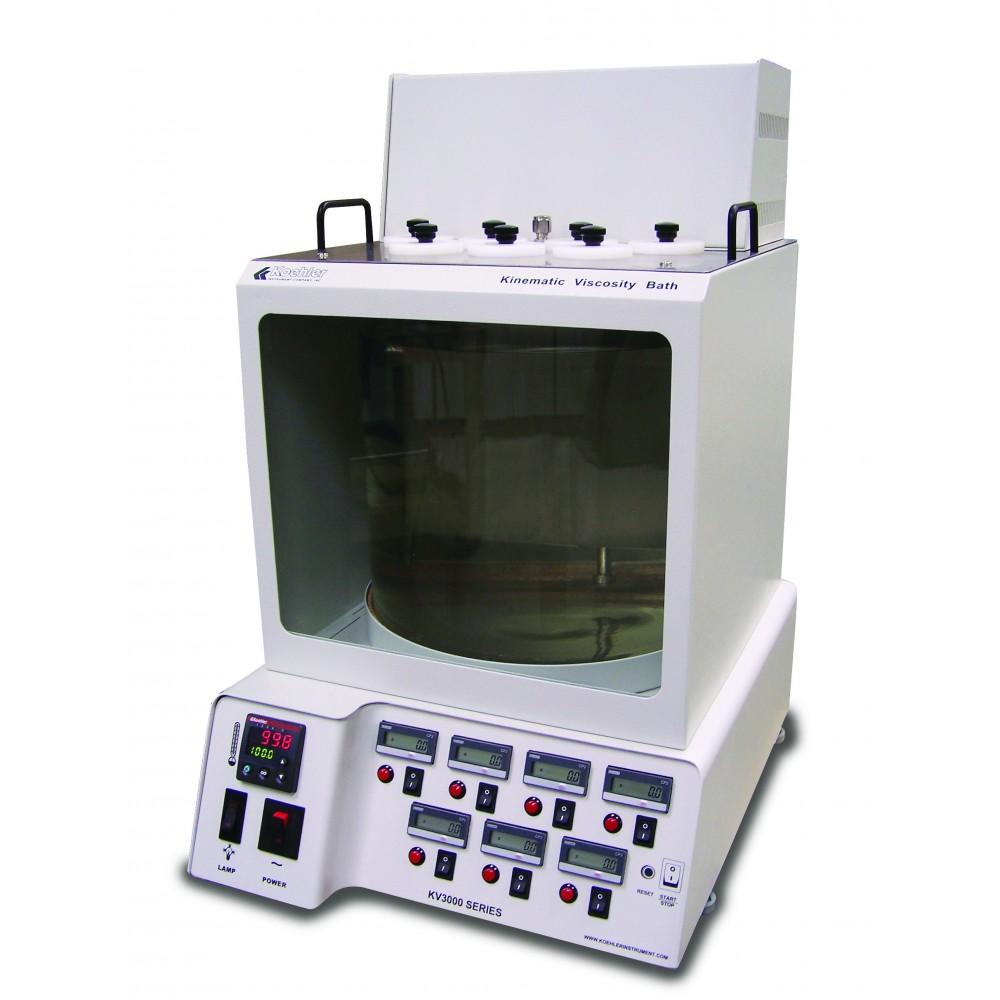 Bể độ nhớt động học KV3000 tích hợp thời gian kỹ t