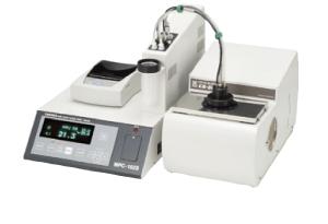 Thiết bị đo điểm đông đặc/điểm sương MPC-102S