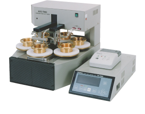 Thiết bị đo điểm chớp cháy cốc hở 6 vị trí Cleveland tự động ACO-T602